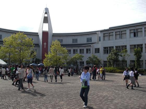 南山国際高等学校画像